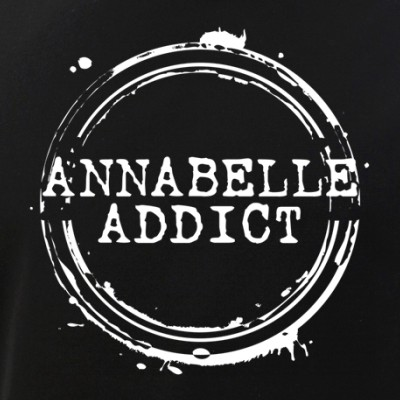 Annabelle Addict Stamp