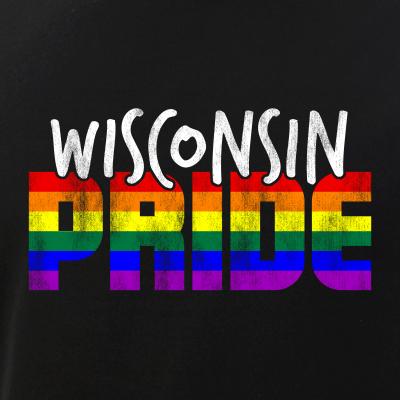 Wisconsin Pride LGBT Flag