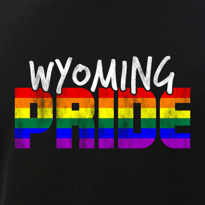 Wyoming Pride LGBT Flag