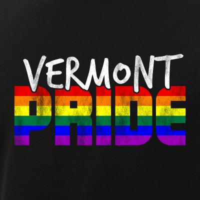 Vermont Pride LGBT Flag
