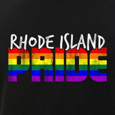 Rhode Island Pride LGBT Flag