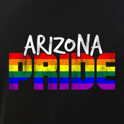 Arizona Pride LGBT Flag