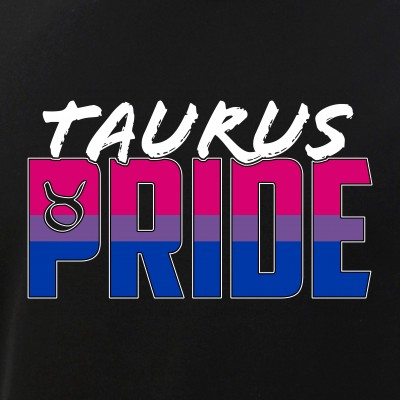 Taurus Bisexual Pride Flag Zodiac Sign