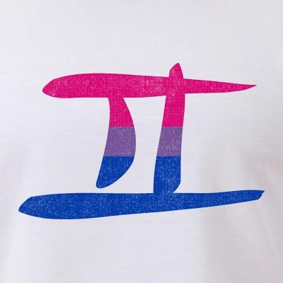 Bisexual Pride Flag Gemini Zodiac Sign