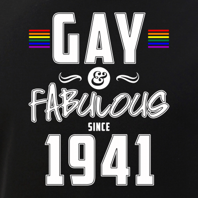 Gay and Fabulous Since 1941