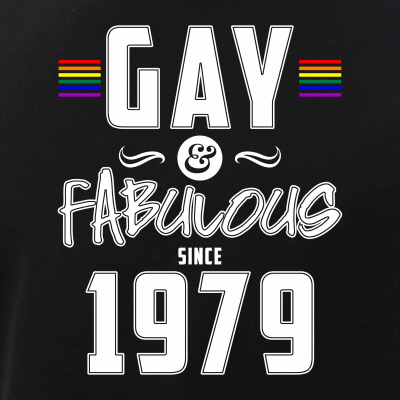 Gay and Fabulous Since 1979