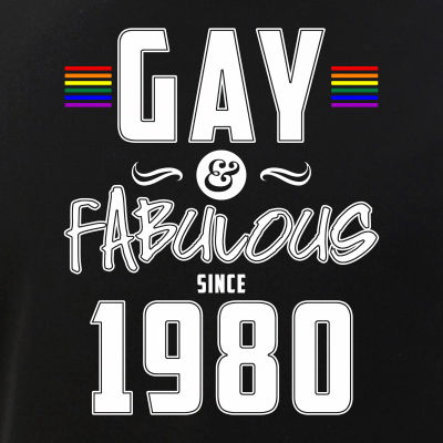 Gay and Fabulous Since 1980