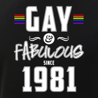 Gay and Fabulous Since 1981