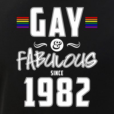Gay and Fabulous Since 1982