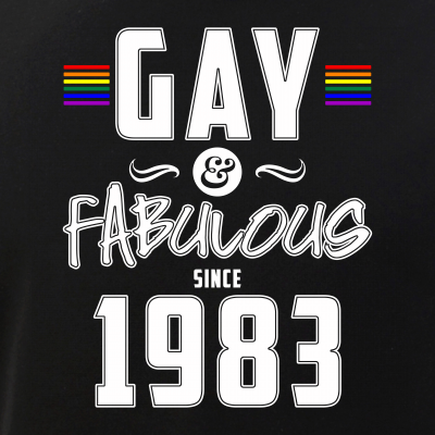 Gay and Fabulous Since 1983