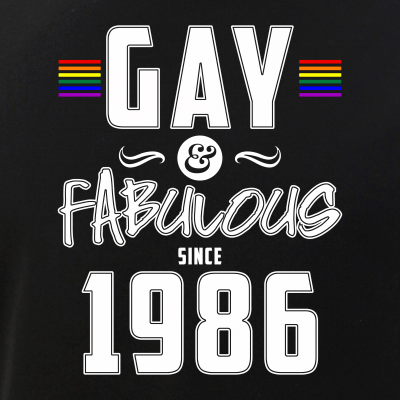 Gay and Fabulous Since 1986