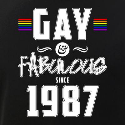 Gay and Fabulous Since 1987