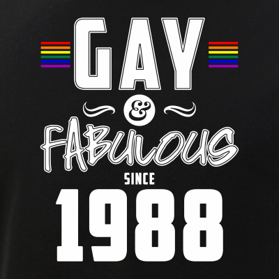 Gay and Fabulous Since 1988