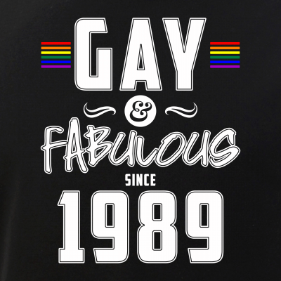 Gay and Fabulous Since 1989