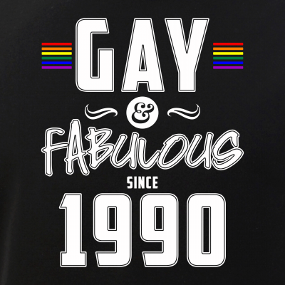 Gay and Fabulous Since 1990