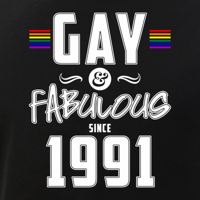 Gay and Fabulous Since 1991