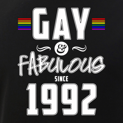 Gay and Fabulous Since 1992