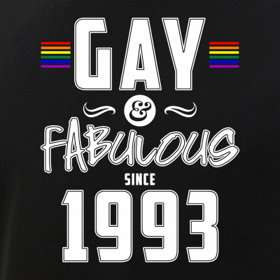 Gay and Fabulous Since 1993