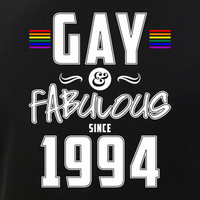 Gay and Fabulous Since 1994