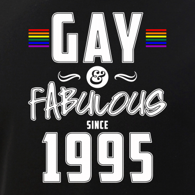 Gay and Fabulous Since 1995