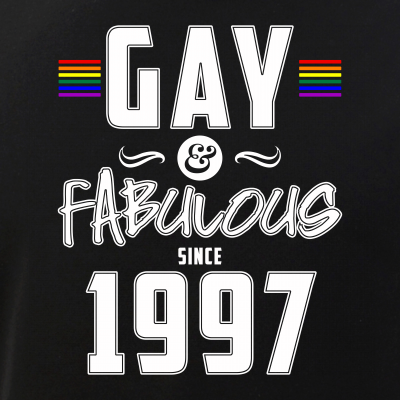 Gay and Fabulous Since 1997