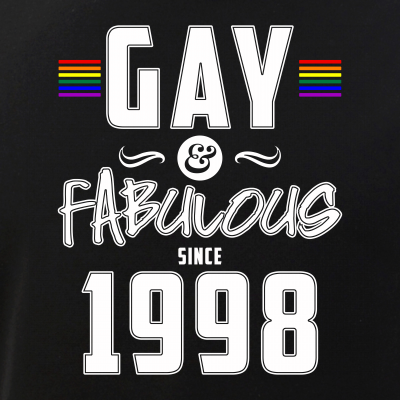 Gay and Fabulous Since 1998