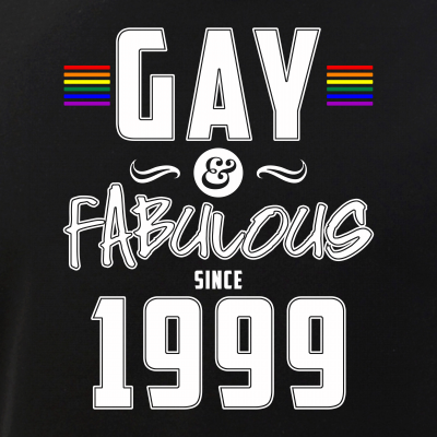 Gay and Fabulous Since 1999