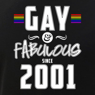 Gay and Fabulous Since 2001