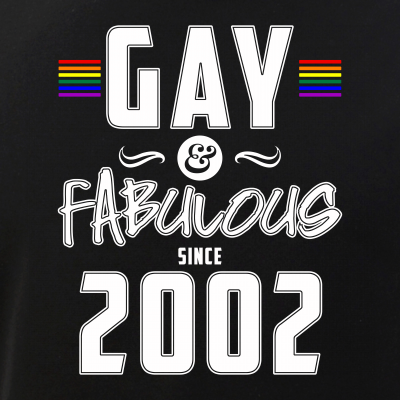 Gay and Fabulous Since 2002