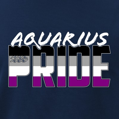 asexual pride aquarius