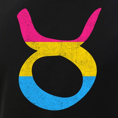 Pansexual Taurus Pride Flag Zodiac Sign
