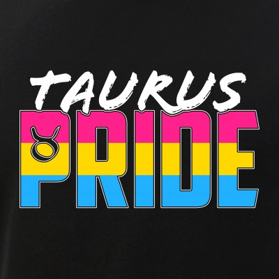 Taurus Pansexual Pride Flag Zodiac Sign