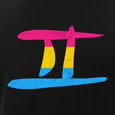 Pansexual Gemini Pride Flag Zodiac Sign