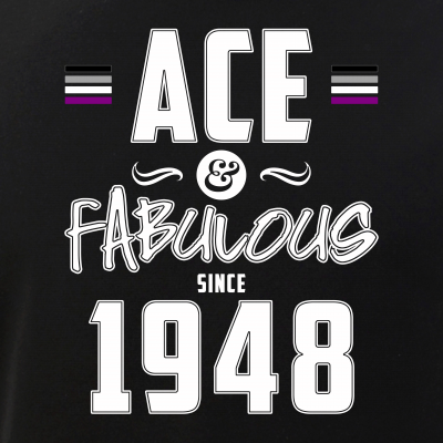 Ace & Fabulous Since 1948 Asexual Pride