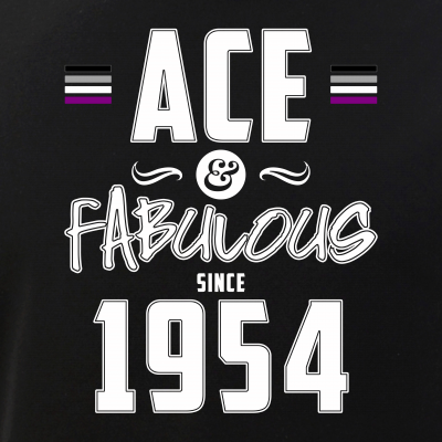 Ace & Fabulous Since 1954 Asexual Pride