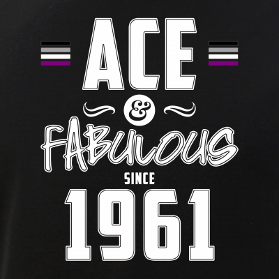 Ace & Fabulous Since 1961 Asexual Pride