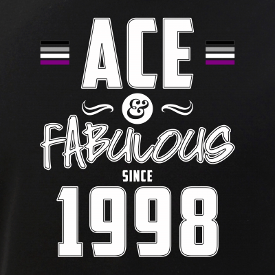 Ace & Fabulous Since 1998 Asexual Pride