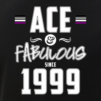 Ace & Fabulous Since 1999 Asexual Pride