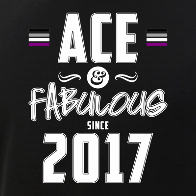 Ace & Fabulous Since 2017 Asexual Pride