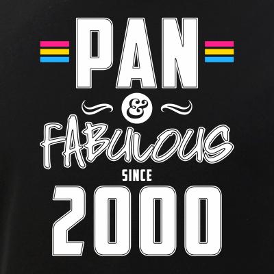 Pan & Fabulous Since 2000 Pansexual Pride