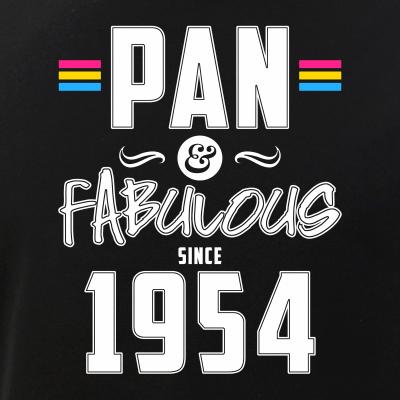 Pan & Fabulous Since 1954 Pansexual Pride