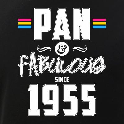 Pan & Fabulous Since 1955 Pansexual Pride