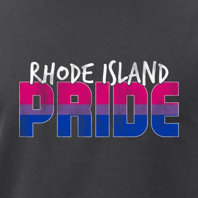 Rhode Island Pride Bisexual Flag