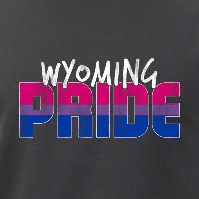 Wyoming Pride Bisexual Flag