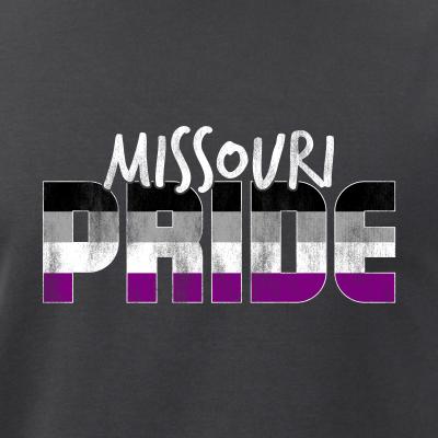 Missouri Pride Asexual Flag