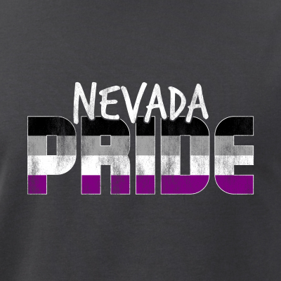Nevada Pride Asexual Flag