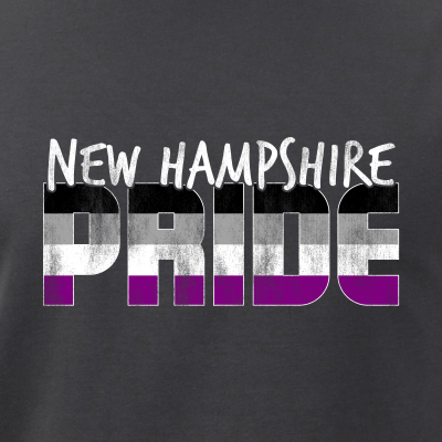 New Hampshire Pride Asexual Flag