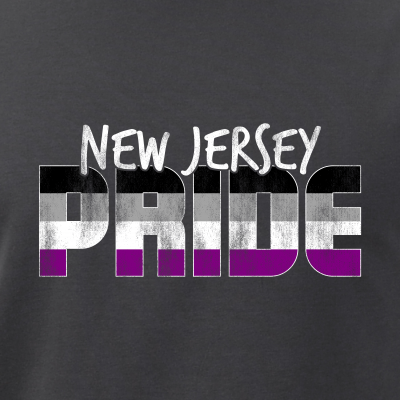 New Jersey Pride Asexual Flag
