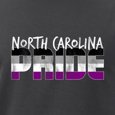 North Carolina Pride Asexual Flag