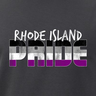 Rhode Island Pride Asexual Flag